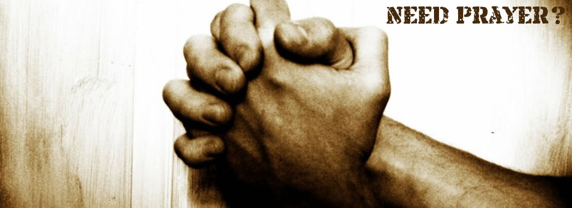 Contact Us or Send Prayer Requests
